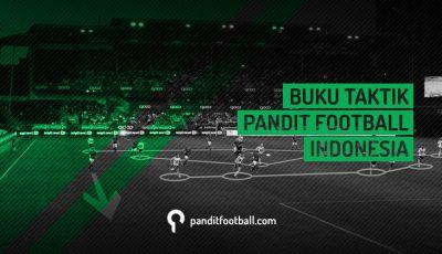 Buku Kumpulan Taktik Sepakbola dari Pandit Football