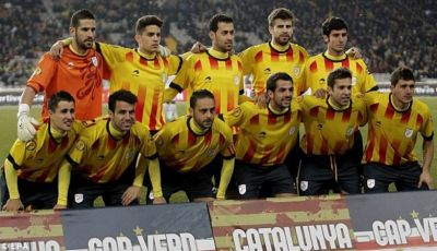 Timnas Catalan Bisa Punya Skuat yang Hebat