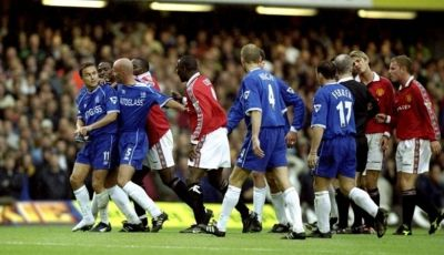 Tiga Partai Klasik Chelsea vs Manchester United di Stamford Bridge