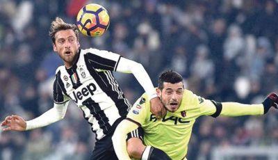 Nyanyian untuk Claudio Marchisio