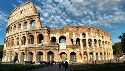 Lebih Mudah Memindahkan Colosseum dari Roma
