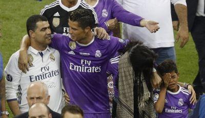 Bagian Kehidupan Baru Cristiano Ronaldo dan Sepotong Ingatan Masa Kecilnya
