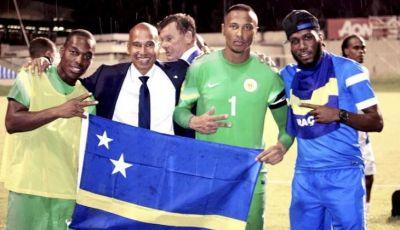 Sepakbola Curacao Berutang Banyak kepada Belanda