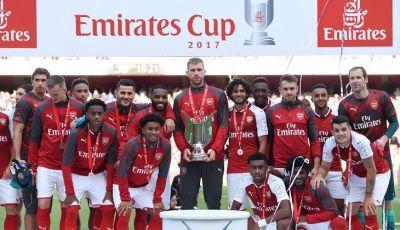 Sebuah Hiburan dari London Bernama Emirates Cup