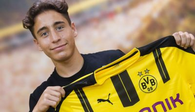 Mengenal Senjata Baru Borussia Dortmund, Emre Mor