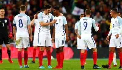 Inggris Siaga Satu di Piala Dunia 2018