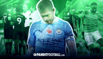 Dua Kekalahan Manchester City Bukan Karena Serangan Balik