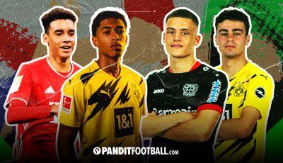 Bintang-bintang Muda Bundesliga 2020/21 yang Layak Dipantau