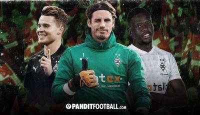 Bagaimana Swiss Menjadi Ladang Panen Pemain Borussia Moenchengladbach