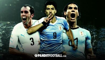 Garra Charrua: Identitas Sepakbola Uruguay