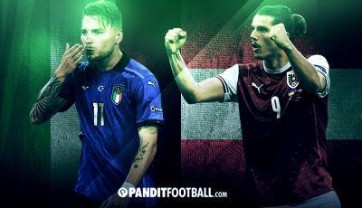 Italia vs Austria: Partai Serie A vs Bundesliga