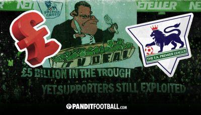 Premier League juga Diciptakan Para Pembangkang