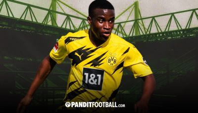 Youssoufa Moukoko: Mesin Gol Muda Dortmund