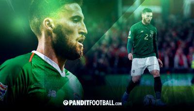 Jalan Panjang Matt Doherty untuk Jadi Pemain Penting Irlandia