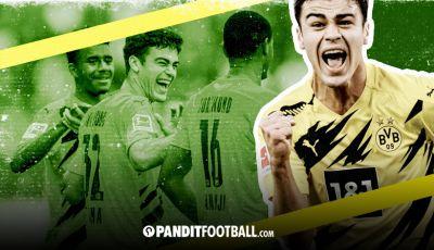 Dortmund Beri Gio Reyna Lingkungan untuk Bermain Seperti Anak-anak