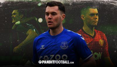 Michael Keane yang Betah di Everton dan Enggan Kembali ke Manchester United