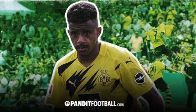 Ansgar Knauff Mengintip Peluang Tampil di Tim Utama Dortmund