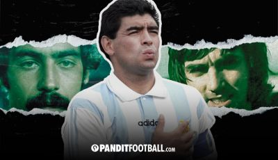 Argentinos Juniors dan 3 Sosok yang Menyempurnakan Permainan Maradona