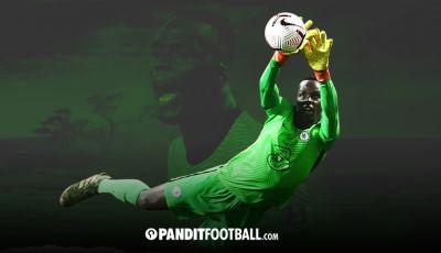 Edouard Mendy dan Misi Naikkan Derajat Kiper Afrika di Premier League
