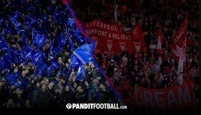 Dua Sisi Derbi Merseyside, Dua Warna Kota Liverpool