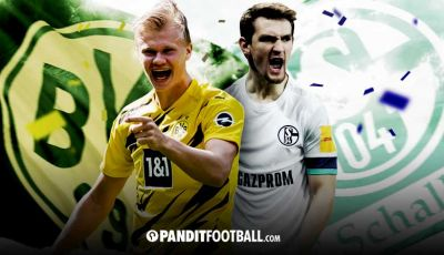 Revierderby di Tengah Kejatuhan Schalke