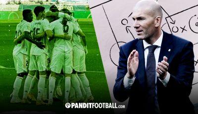 Ruang Apit, Kunci Real Madrid Eksploitasi Barcelona