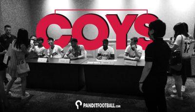 Ketika Kiblat Sepakbola Berpindah Sejenak ke Asia