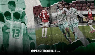 Eren Dinkci: Cetak Gol dalam Laga Debut Lewat Sentuhan Pertama