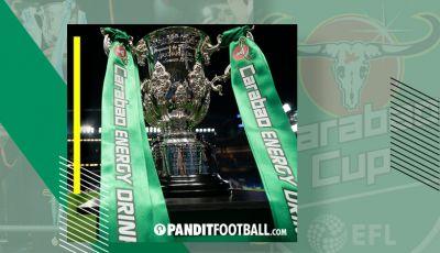 Jadwal 16 Besar Carabao Cup 2020/21 30 September hingga 2 Oktober