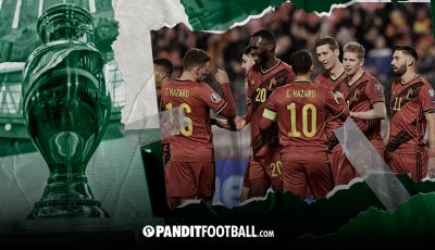Piala Eropa 2020: Tekanan untuk Generasi Emas Belgia