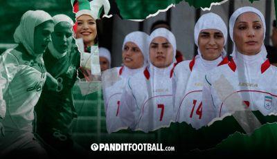 Perempuan dalam Pusaran Sepakbola Iran