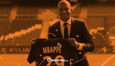 PSG, Mata Hijau Mbappe, dan Perisai UEFA