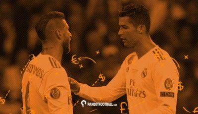 Ramos dan Ronaldo dalam Kasus Doping