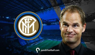 Membayangkan Skuat Inter Bersama Frank de Boer