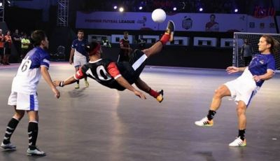 Futsalisme Sepakbola