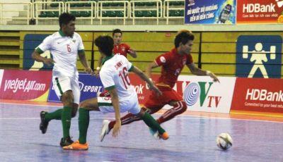 Dari Donzol, untuk Futsal Indonesia yang Lebih Baik