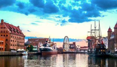 Egy Maulana Menuju Gdansk, Kota Pelabuhan Primadona Para Imigran