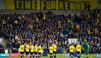 Oxford United, Harapan Sepakbola di tengah-tengah Kota Universitas