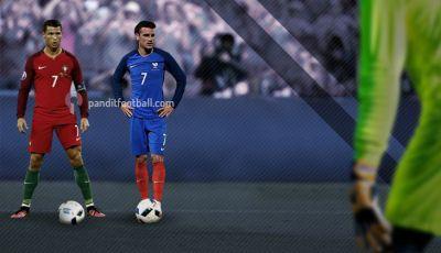 Griezmann Tidak Lebih Baik dari Ronaldo (dan Sebaliknya)