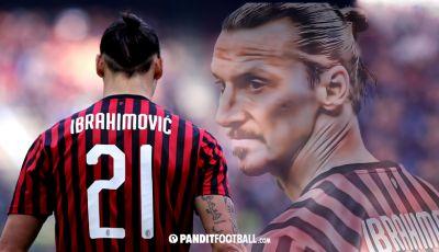 Zlatan Ibrahimovic yang Menolak Tua di Milan