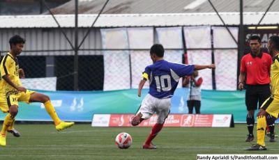 Sepakbola a la Penyandang Disabilitas Indonesia