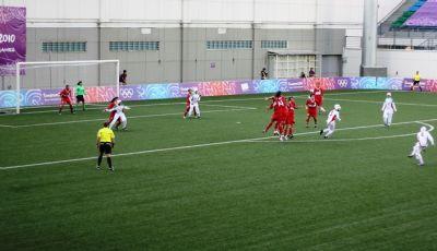 Lewat Sepakbola Perempuan Iran Ingin Merasakan Kesetaraan