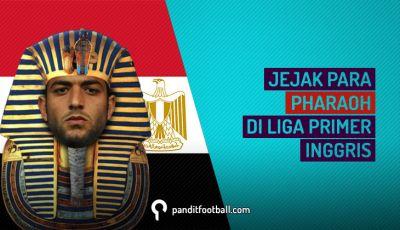 Jejak Para Pharaoh di Liga Primer Inggris