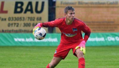 Debut untuk Klinsmann Muda