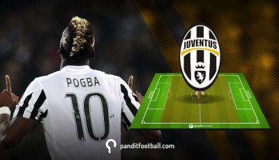 Perlukah Juventus Membeli Gelandang Baru Pengganti Pogba?