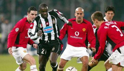 Barca-Inter, Madrid-Roma, dan Juve-MU di UCL 2002/03