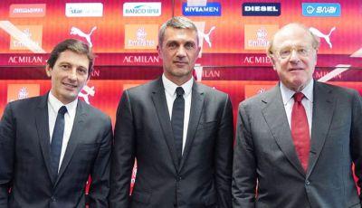 Menyembuhkan AC Milan Bersama Para Legenda