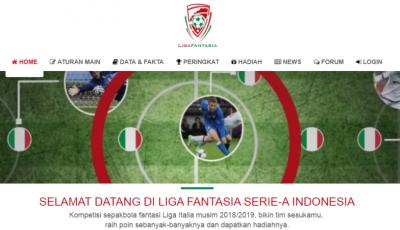 Panduan Main Liga Fantasia Musim 2018/19