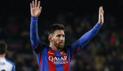 Tuhan, Terima Kasih Telah Menurunkan Messi ke Dunia