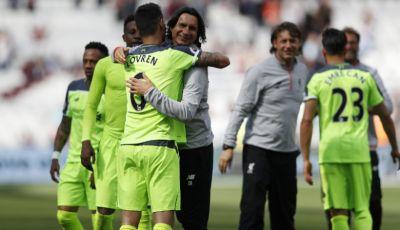 Liverpool Akhiri Rekor Minor Saat Hadapi West Ham Asuhan Bilic